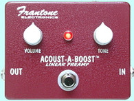 NEW FRANTONE ACOUST-A-BOOST