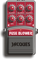 NEW JACQUES FB-2 FUSE BLOWER II