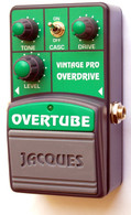 NEW JACQUES OVERTUBE  -  OVERDRIVE