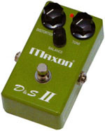 NEW MAXON D&S II Distortion & Sustainer II