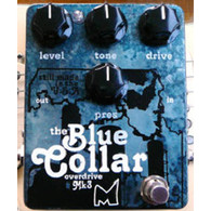 MENATONE BLUE COLLAR PEDAL