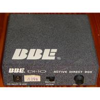 NEW BBE DI-10 ACTIVE DI BOX