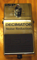 NEW ISP DECIMATOR  -  NOISE REDUCTION