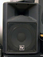 NEW ELECTRO VOICE Sx100 PA SPEAKERS (PAIR)