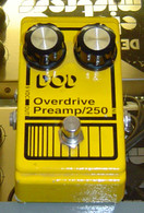SOLD - DoD Overdrive Preamp 250