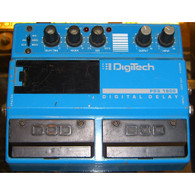SOLD - DIGI-TECH PDS-1000 DOUBLE PEDAL DELAY