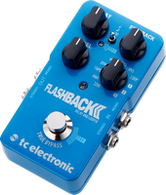 SOLD - ORIGINAL T.C. ELECTRONIC FLASHBACK DELAY AND LOOPER - DISCONTINUED
