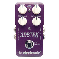 NEW TC ELECTRONIC VORTEX FLANGER