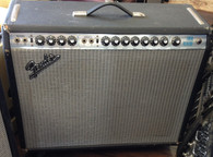 SOLD - FENDER 70's SILVERFACE TWIN REVERB