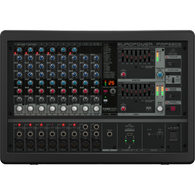 NEW BEHRINGER EUROPOWER PMP580S 500-Watt 10-Channel Powered Mixer