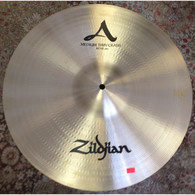 "NEW 18"" A Zildjian Medium Thin Crash"