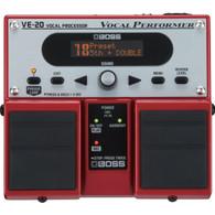 SOLD - BOSS VE-20 VOCAL PERFORMER