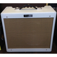 SOLD - FENDER BLUES JUNIOR LIMITED EDITION - WHITE