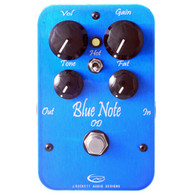 NEW J ROCKETT PEDALS BLUE NOTE OD