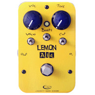 NEW J ROCKETT PEDALS LEMON AID PREAMP