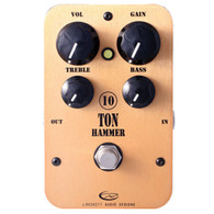 NEW J ROCKETT PEDALS 10 TON HAMMER DISTORTION