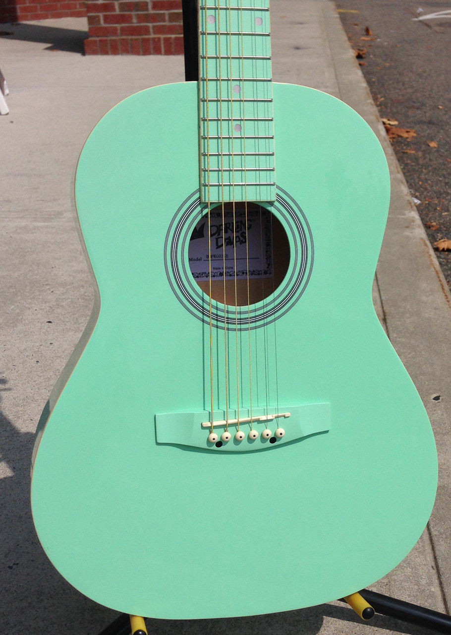 05caa2d26a2 NEW DARLING DIVA 3/4 SCALE ACOUSTIC GUITAR PACKAGE - Boston Guitar