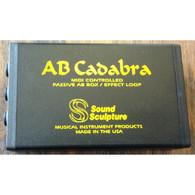 SOLD - SOUND SCULPTURE ABCADABRA MIDI SWITCHER