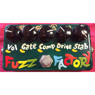SOLD - ORIGINAL Z VEX FUZZ FACTORY - HAND PAINTED
