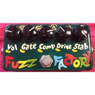 SOLD - ORIGINAL Z VEX FUZZ FACTORY - HAND PAINTED