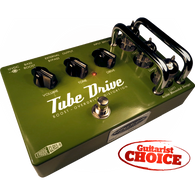 NEW EFFECTRODE TD-2A TUBE DRIVE OVERDRIVE