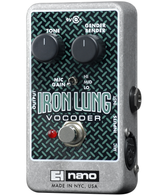 NEW ELECTRO HARMONIX IRON LUNG