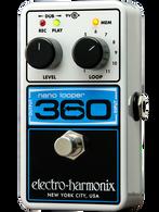 NEW ELECTRO HARMONIX NANO LOOPER 360