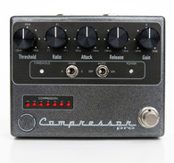 NEW KEELEY ELECTRONICS COMPRESSOR PRO