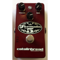 SOLD - CATALINBREAD FORMULA NO 5