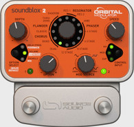 NEW SOURCE AUDIO SOUNDBLOX 2 ORBITAL MODULATOR