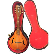 SOLD - 1960's KAY MODEL N-3 MANDOLIN