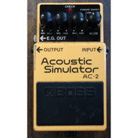 SOLD - BOSS AC-2 ACOUSTIC SIMULATOR (1)