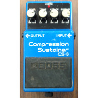 SOLD - BOSS CS-3 COMPRESSION SUSTAINER
