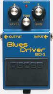 NEW BOSS BD-2 BLUES DRIVER