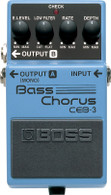 NEW BOSS CEB-3 BASS CHORUS