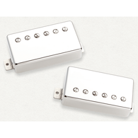NEW SEYMOUR DUNCAN SETH LOVER HUMBUCKER SET - NICKEL