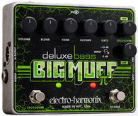 NEW ELECTRO HARMONIX DELUXE BASS BIG MUFF