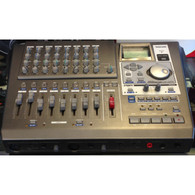 SOLD - TASCAM DP-01FX 8-TRACK DIGITAL PORTASTUDIO