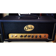 SOLD - SUHR BADGER 18 HEAD BLACK