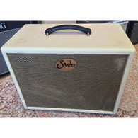 SOLD - Suhr 1x12 Vet 30 Cab Cream