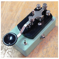 NEW COPPERSOUND TELEGRAPH STUTTER WITH POLARITY SWITCH (CUSTOM COLOR - RELIC'D SEAFOAM GREEN)