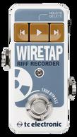 NEW TC ELECTRONIC WIRETAP RIFF RECORDER