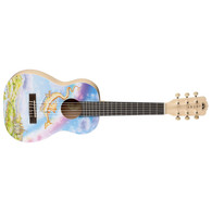 NEW LUNA AURORA DRAGON 1/2 ACOUSTIC NYLON
