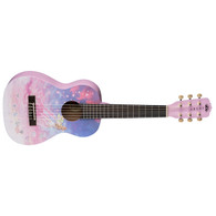 NEW LUNA AURORA FAERIE 1/2 ACOUSTIC NYLON