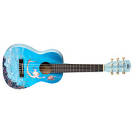 NEW LUNA AURORA MERMAID 1/2 ACOUSTIC NYLON