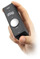 NEW IK MULTIMEDIA iRig PRO AUDIO-MIDI INTERFACE