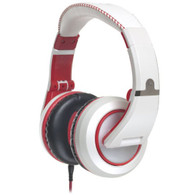 NEW CAD AUDIO MH510W HEADPHONES - WHITE/RED