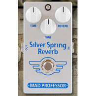 NEW MAD PROFESSOR SILVER SPRING REVERB