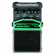 NEW ROCKTRON REACTION DIGITAL DELAY
