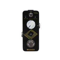 NEW MOOER ECHOVERB - DIGITAL DELAY AND REVERB